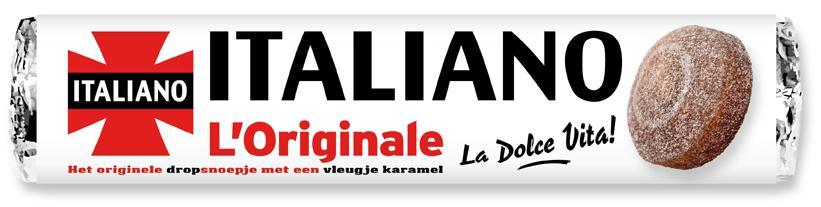 Italiano Loriginale Single Nieuw Logo Blued